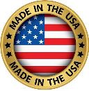 The Motorcycle Coaster� is proudly made in the U.S.A.